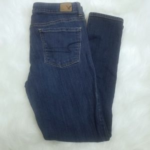 American Eagle Jeggings Stretch Jeans Size 12